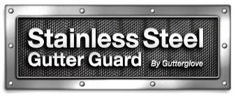 Stainless Steel Gutter Guard