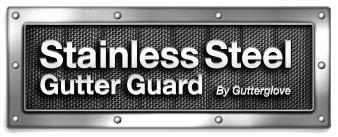 Stainless Steel Gutter Guard